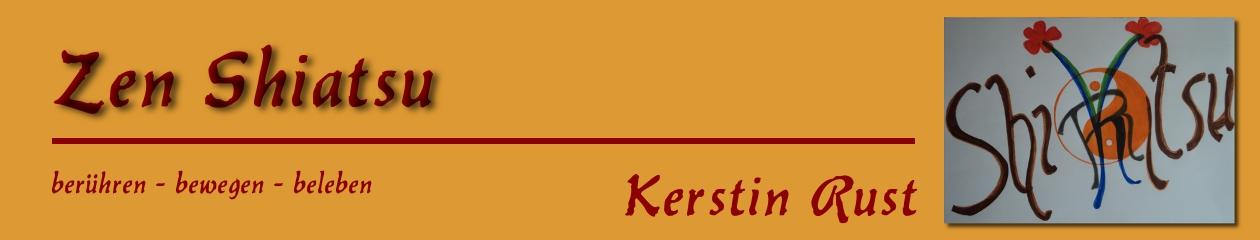 Zen Shiatsu – Kerstin Rust
